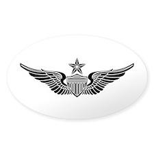 Aviator - Senior B-W Decal