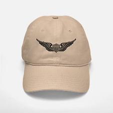 Aviator B-W Baseball Baseball Cap