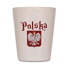 Polska Shot Glass