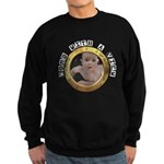 Womb with a View Sweatshirt (dark)