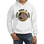 Womb with a View Hooded Sweatshirt