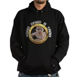 Womb with a View Hoodie (dark)