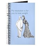 Weight Loss Resolution Journal