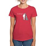 Weight Loss Resolution Women's Dark T-Shirt