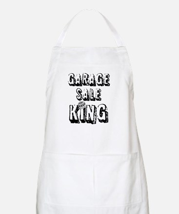Garage Sale King Apron