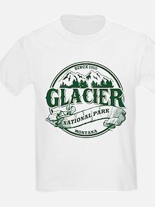 Glacier Old Circle T-Shirt