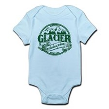 Glacier Old Circle Infant Bodysuit