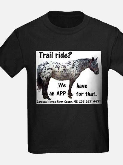 Trail Ride App T