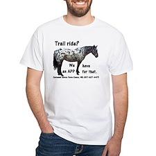 Trail Ride App Shirt