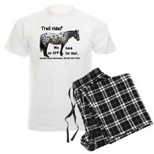 Trail Ride App Pajamas