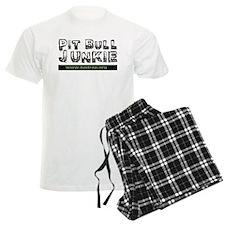 Pit Bull Junkie Pajamas