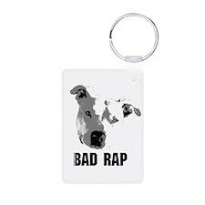 Bad Rap Keychain
