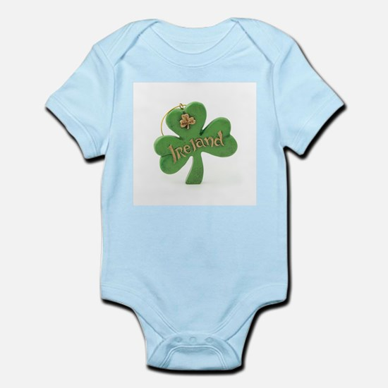 Irish Christmas Infant Bodysuit