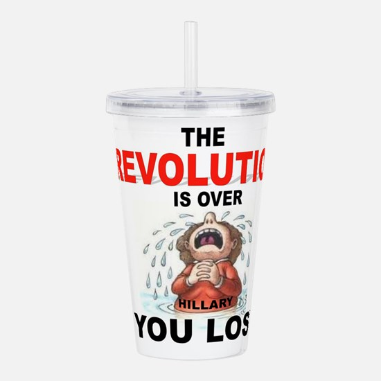 REVOLUTION Acrylic Double-wall Tumbler