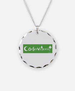 Conservationist Necklace