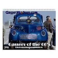 2013 GasserMadness.com Wall Calendar