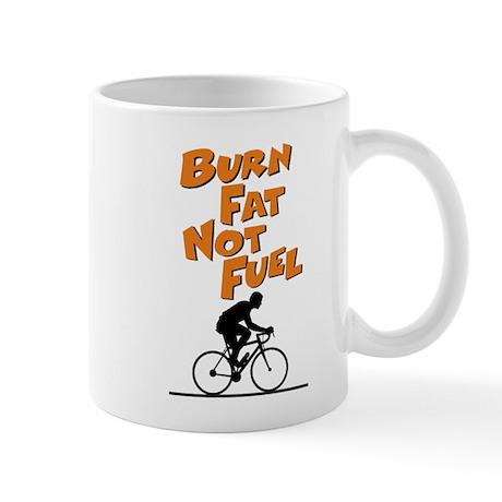 Burn Fat Not Fuel Mug