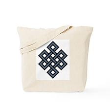 Eternal Knot Tote Bag