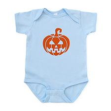 Halloween pumpkin Infant Bodysuit