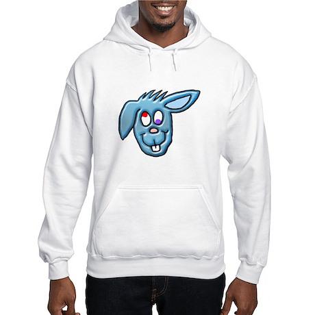 Goofy Bunny Hooded Sweatshirt