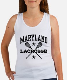 Maryland Lacrosse Women's Tank Top