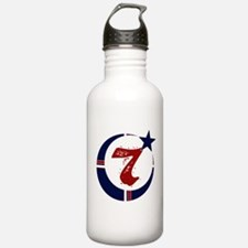 Circle Seven (7) Koran Water Bottle