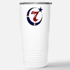 Circle Seven (7) Koran Symbol Travel Mug