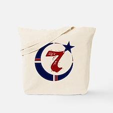 Circle Seven (7) Koran Symbol Tote Bag