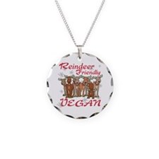 Vegan Holiday Necklace