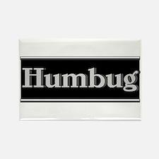 Humbug Rectangle Magnet