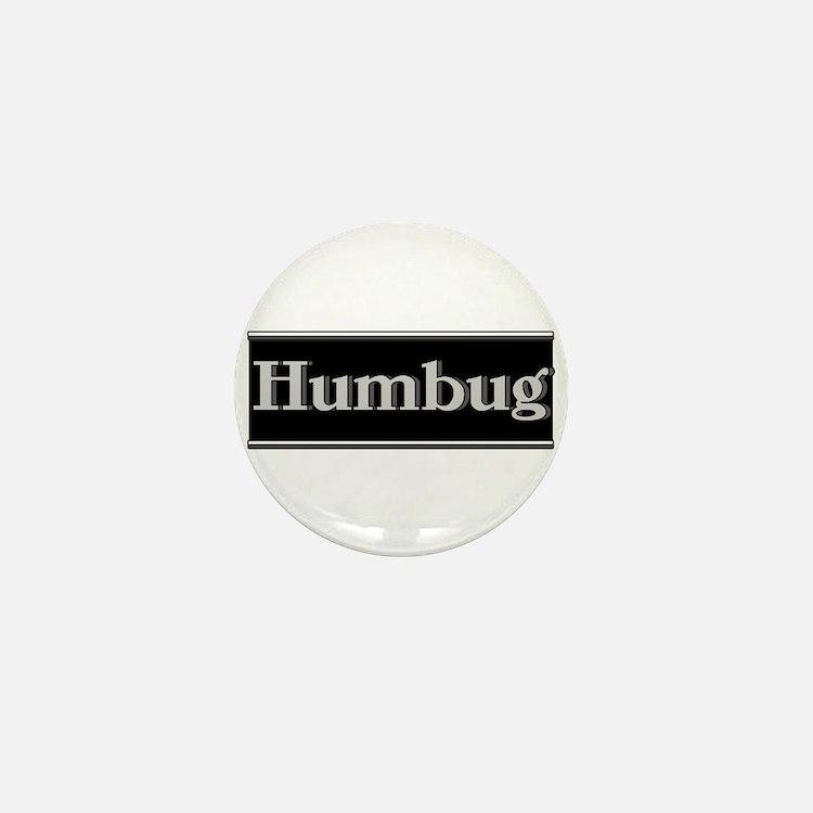 Humbug Mini Button