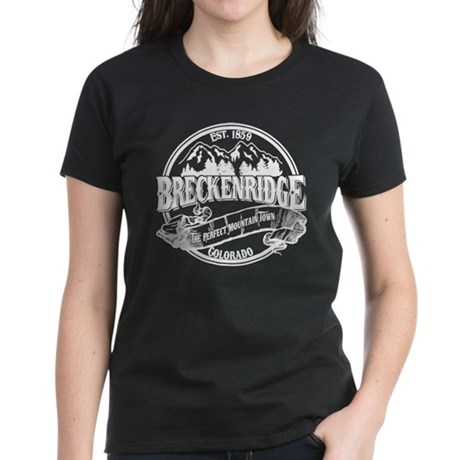Breck Old Circle Perfect Women's Dark T-Shirt