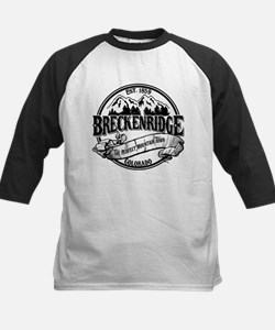 Breck Old Circle Perfect Kids Baseball Jersey