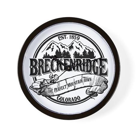 Breck Old Circle Perfect Wall Clock