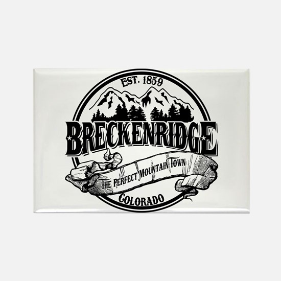 Breck Old Circle Perfect Rectangle Magnet