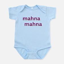 MahnaMahna Infant Bodysuit
