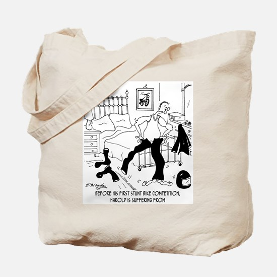 Pre Traumatic Stress Tote Bag