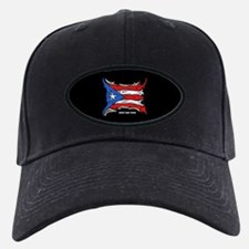 Puerto Rico Heat Flag Baseball Hat