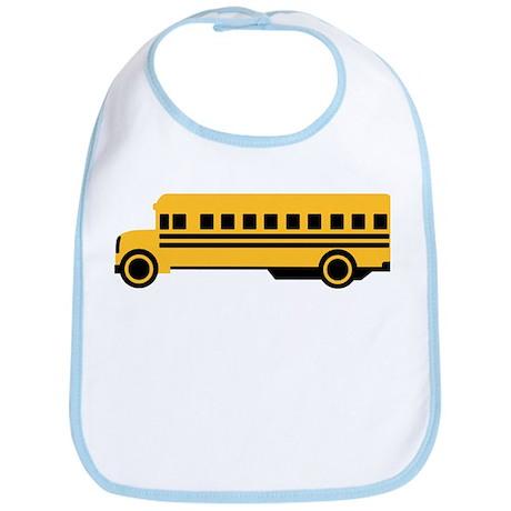 School bus Bib