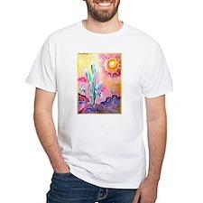 Saguaro Cactus, bright, art Shirt