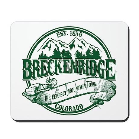 Breck Old Circle Perfect Mousepad