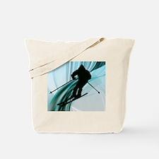 Cool Teen athlete Tote Bag