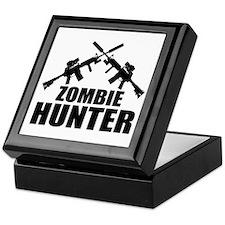 Zombie Hunter Keepsake Box