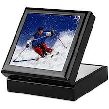 Cute Extreme sports Keepsake Box