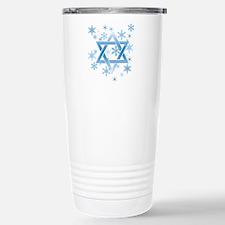 Star of David Travel Mug