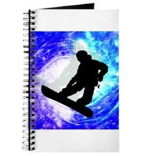 Funny Half pipe Journal