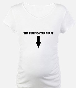 Firefighter Daddy, Funny Shirt