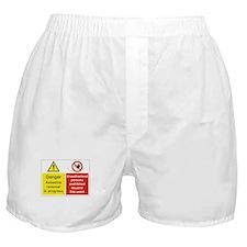 Asbestos Boxer Shorts