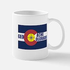 Geocache Colorado Mug