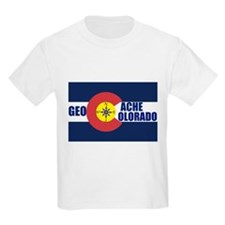 Geocache Colorado T-Shirt
